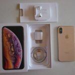 iPhone初心者がiPhoneXSを評価してみた。